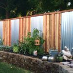 Privacy Fence Ideas 85
