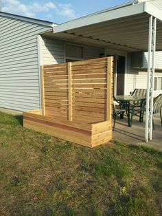 Privacy Fence Ideas 88
