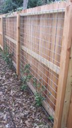 Privacy Fence Ideas 90