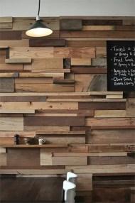 Reclaimed Wood Fireplace 129