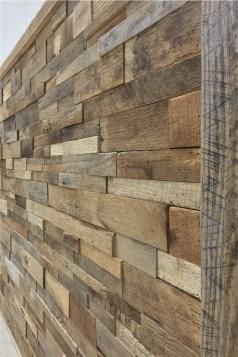 Reclaimed Wood Fireplace 15