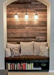 Reclaimed Wood Fireplace 17