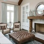 Reclaimed Wood Fireplace 19