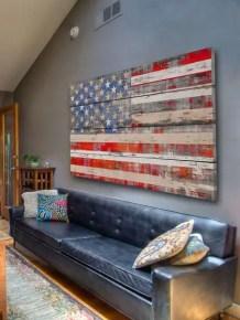 Reclaimed Wood Fireplace 40