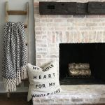 Reclaimed Wood Fireplace 71