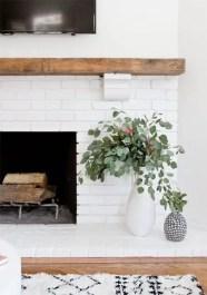 Reclaimed Wood Fireplace 73
