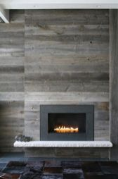 Reclaimed Wood Fireplace 93