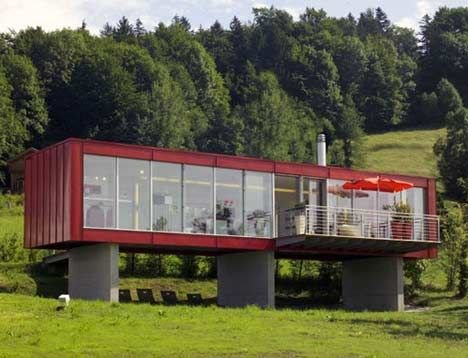 Shipping Container Homes 100