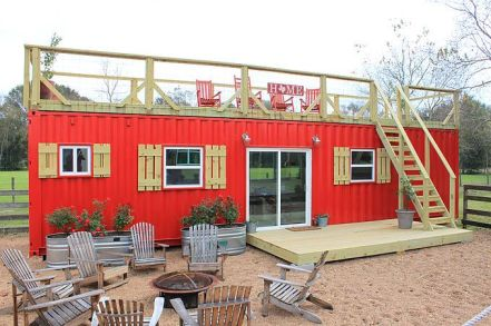 Shipping Container Homes 43