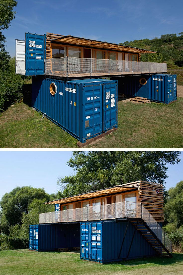 Shipping Container Homes 52