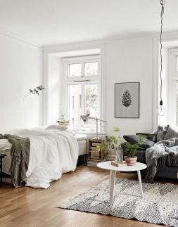 Small Apartment Bedroom Decor 110