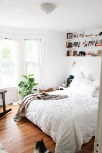 Small Apartment Bedroom Decor 112