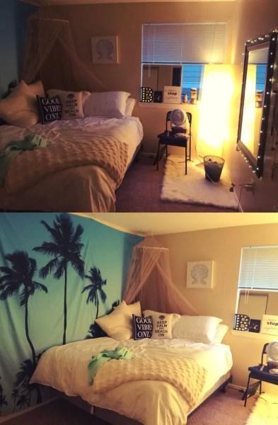 small apartment bedroom idea Small Apartment Bedroom Decor 114 - decoratoo