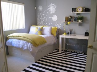 Small Apartment Bedroom Decor 128