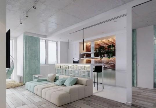Small Apartment Bedroom Decor 139