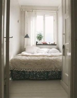 Small Apartment Bedroom Decor 142