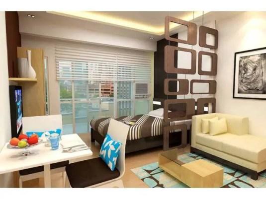 Small Apartment Bedroom Decor 148