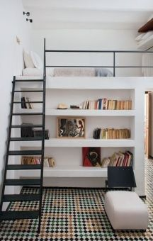 Small Apartment Bedroom Decor 154