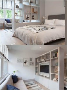 Small Apartment Bedroom Decor 2