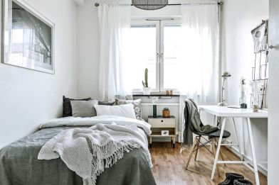 Small Apartment Bedroom Decor 28