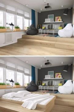 Small Apartment Bedroom Decor 48