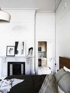 Small Apartment Bedroom Decor 69