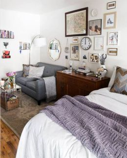 Small Apartment Bedroom Decor 93