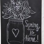 Summer Chalkboard Art 104