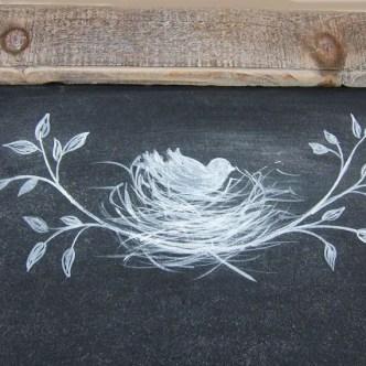 Summer Chalkboard Art 106