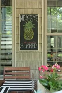 Summer Chalkboard Art 141