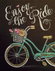 Summer Chalkboard Art 32