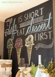 Summer Chalkboard Art 37