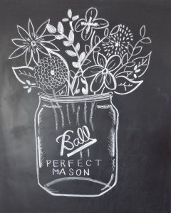 Summer Chalkboard Art 41