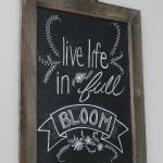 Summer Chalkboard Art 44