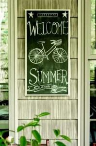 Summer Chalkboard Art 56