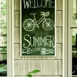 Summer Chalkboard Art 56