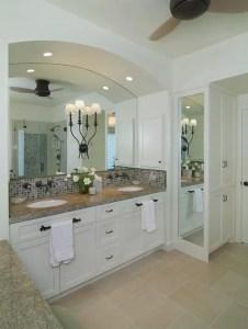Tiny Master Bathroom 104