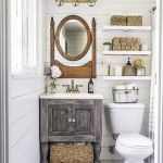 Tiny Master Bathroom 108