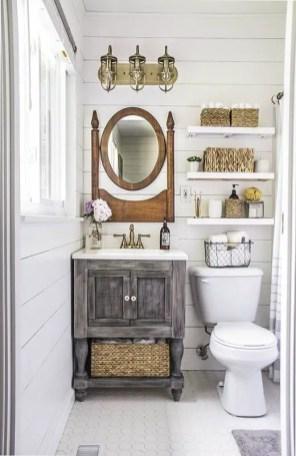 Tiny Master Bathroom 108