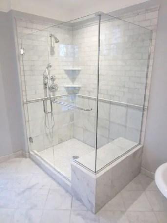 Tiny Master Bathroom 109