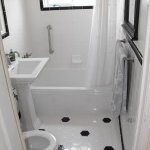 Tiny Master Bathroom 143