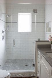 Tiny Master Bathroom 16