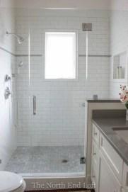 Tiny Master Bathroom 16