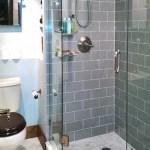 Tiny Master Bathroom 17