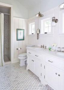 Tiny Master Bathroom 36