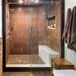 Tiny Master Bathroom 44