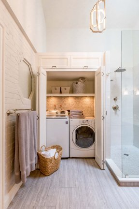 Tiny Master Bathroom 46