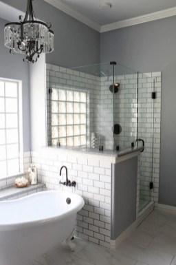 Tiny Master Bathroom 54
