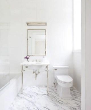 Tiny Master Bathroom 59