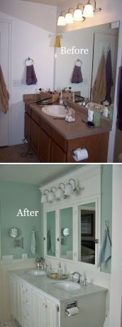 Tiny Master Bathroom 90